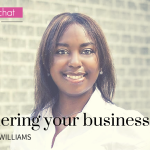 Conquering your Business Firsts with Jessica Williams